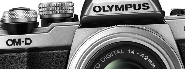 Olympus presenta la nuova mirrorless E-M10 Mark II