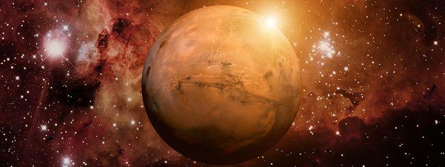 """NASA: """"Alcuni microbi terrestri possono vivere su Marte"""""""