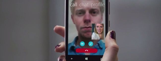 Skype per Windows Phone diventa un tela digitale