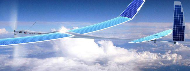 Facebook vuole i droni Titan Aerospace