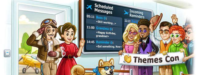 Telegram 5.11, messaggi programmati e promemoria