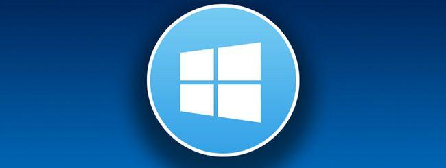 Microsoft Lumia 650 si mostra in una foto