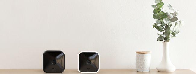 Amazon lancia le nuove Blink Outdoor e Indoor