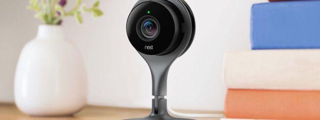 Nest Cam, un bug permetteva di ledere la privacy