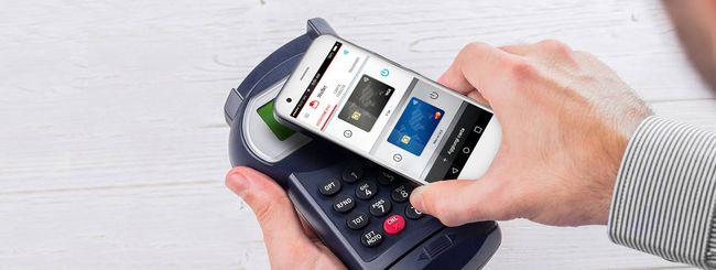 Vodafone Pay, si paga da smartphone