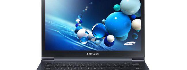 Samsung ATIV Book 9: i nuovi ultrabook Windows 8
