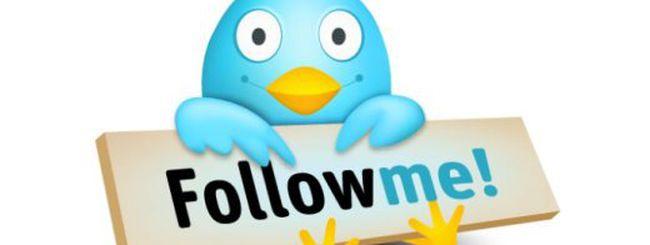 USA, 8 navigatori su 100 usano Twitter