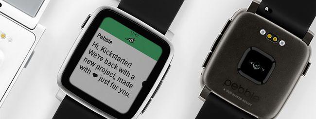 Pebble: l'acquisizione di Fitbit cancella Time 2?