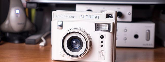 Lomography Lomo'Instant Automat, la recensione della fotocamera istantanea contro la banalità