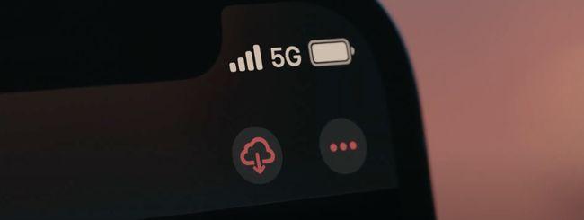 iPhone 12, 5G consuma 20% più batteria di LTE