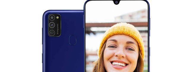 Samsung Galaxy M21 in sconto per il Black Friday 2020