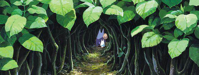 Come fare videocall con sfondi dello Studio Ghibli
