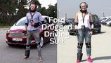 La tuta Drug Driving Suite di Ford