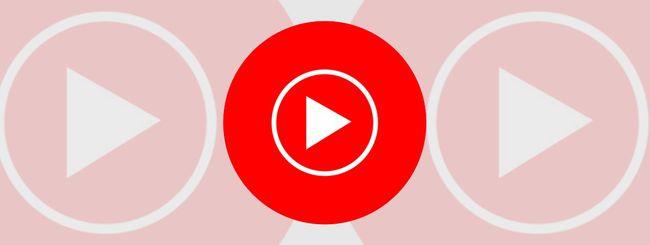 Novità ogni due settimane per YouTube Music