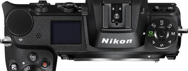 Nikon Z: ipotesi su un modello DX