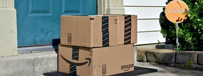 Amazon Famiglia in aiuto dei neo genitori