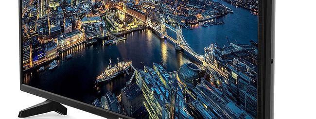 Sharp Aquos, Smart TV da 40 pollici in offerta