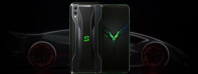 Xiaomi Black Shark 2 in Italia dal 1 aprile