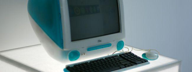 La linea iMac compie 20 anni