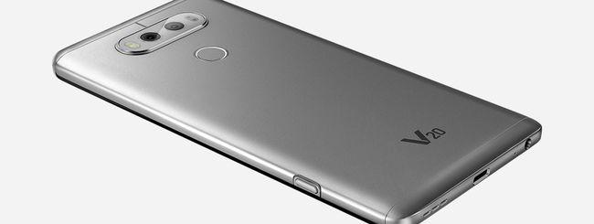 LG V30 con Snapdragon 835 e 6 GB di RAM?