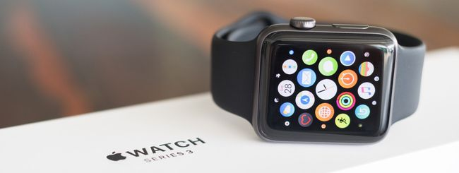 Indossabili: Apple domina con Watch Serie 3