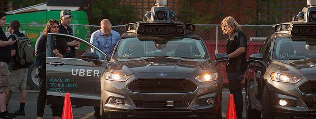 Waymo vuole 2,6 miliardi di dollari da Uber