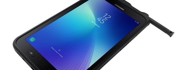 Samsung annuncia il Galaxy Tab Active2