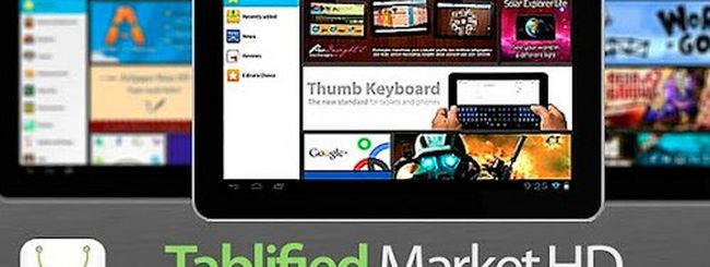 Tablified, applicazioni ottimizzate per tablet Android