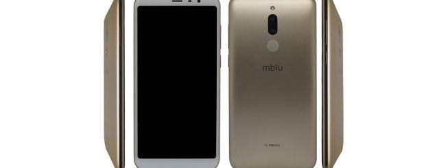 Meizu 6T, smartphone economico con schermo 18:9