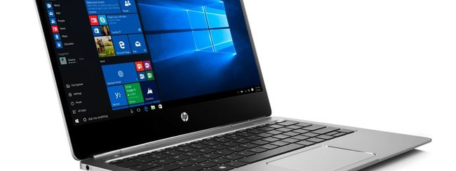 CES 2016: HP Elitebook Folio, un MacBook con Windows