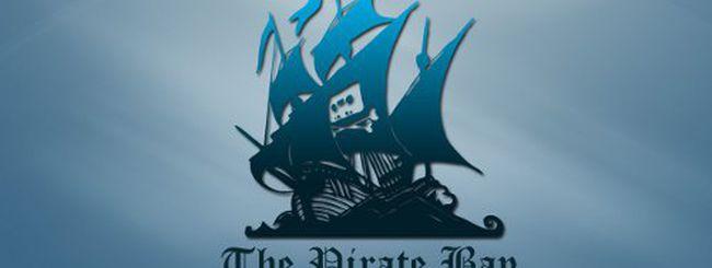 The Pirate Bay, addio .torrent