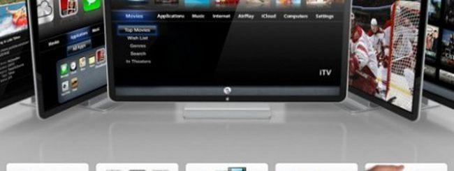 iTV di Apple, spunta il concept