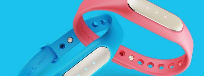 Xiaomi Mi Band Pulse, fitness tracker da 15 euro