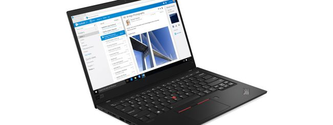 Lenovo annuncia i ThinkPad con Intel Comet Lake