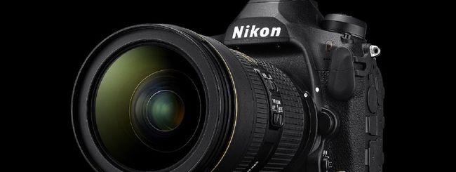 Nikon D6: la reflex con l'autofocus da record
