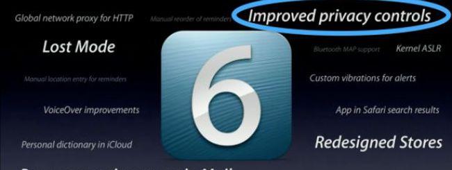 Ryan Naraine: iOS 6 come Windows per i controlli sulla privacy