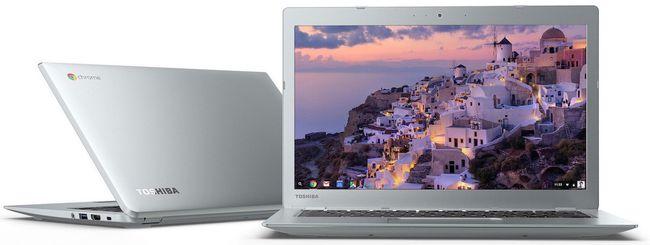 Toshiba aggiorna l'hardware del Chromebook 2