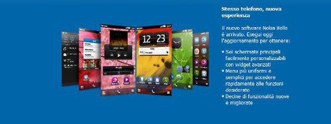 Nokia Symbian Belle è disponibile online
