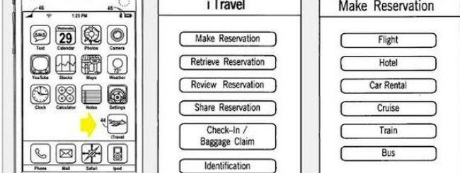 Un brevetto Apple mette assieme viaggi, NFC ed iOS