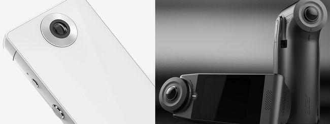 IFA 2017: le videocamere Acer Holo360 e Vision360