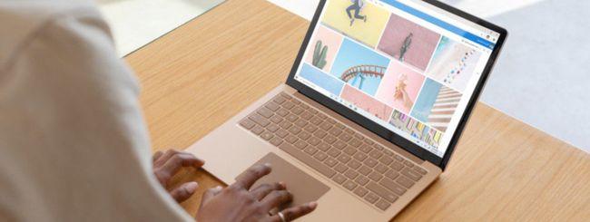 Surface Laptop 3: disponibilità e prezzi italiani