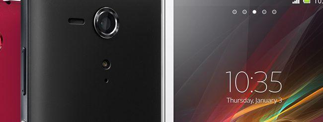 Android 4.3 JB anche su Sony Xperia SP