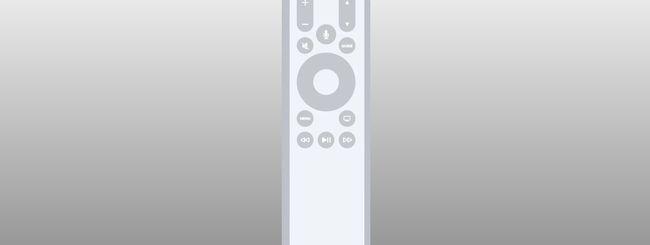 """Nuovo Apple TV Remote con """"Pulsante Centrale"""" in arrivo"""