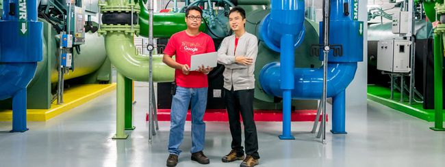 Un nuovo data center per Google a Singapore
