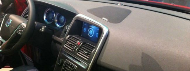 Sensus Connected Touch di Parrot sulle auto Volvo