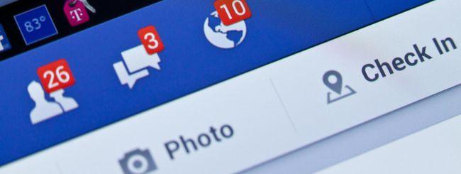 Facebook ha sospeso circa 200 app sospette