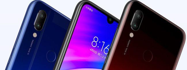 Xiaomi annuncia il Redmi 7
