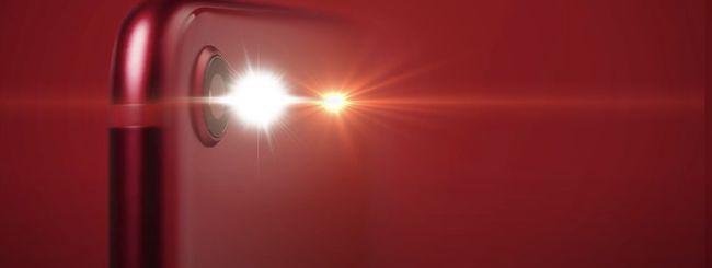 iPhone, attivare il flash LED per chiamate e messaggi