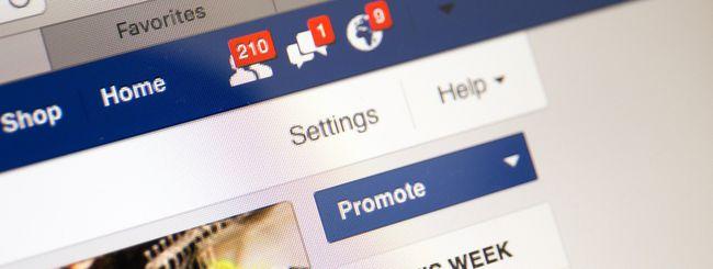 Facebook, più trasparenza nelle pubblicità