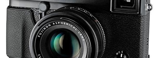 Fujifilm X-Pro1, X-E1 e Pentax K-30, ecco i nuovi firmware